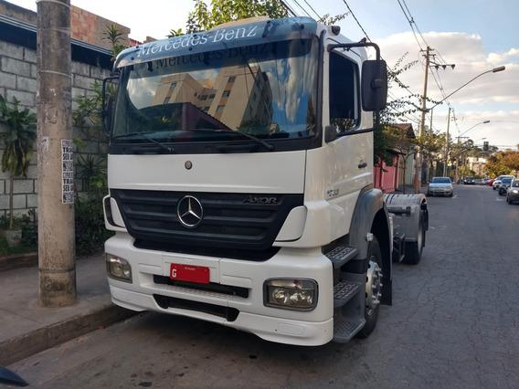 Mercedes-benz Axor 1933 Ano 2005\2006