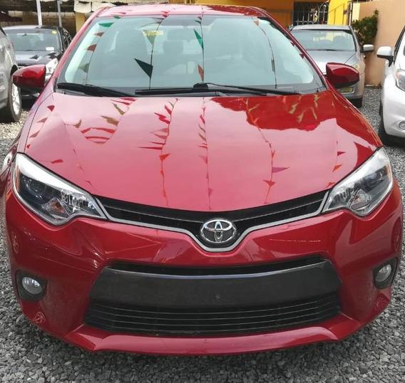 Toyota Corolla Le 2016 58 Mil Millas Originales.