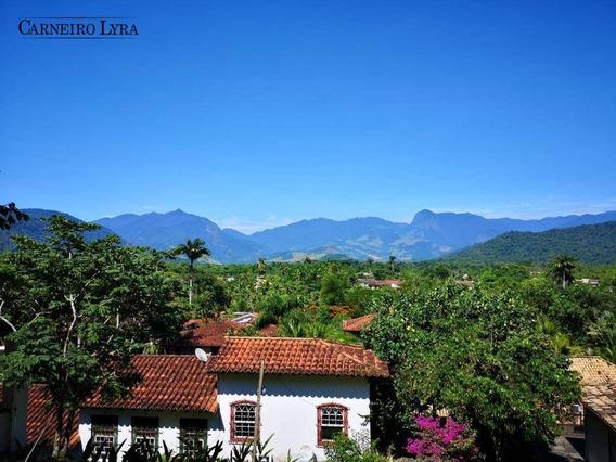 Linda Casa Com 1 Dormitório À Venda, 65 M² Por R$ 640.000 - Caborê - Paraty/rj - Ca0565