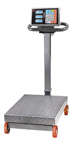 Bascula Industrial Plataforma Digital X 200 Kg Precio Con Vi