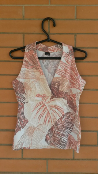 Blusa Regata Feminina Estampada Request