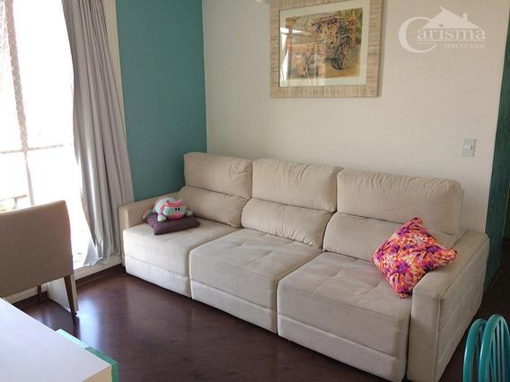 Apartamento Valparaíso - Santo André - Área Útil 53 M² - Ap2842