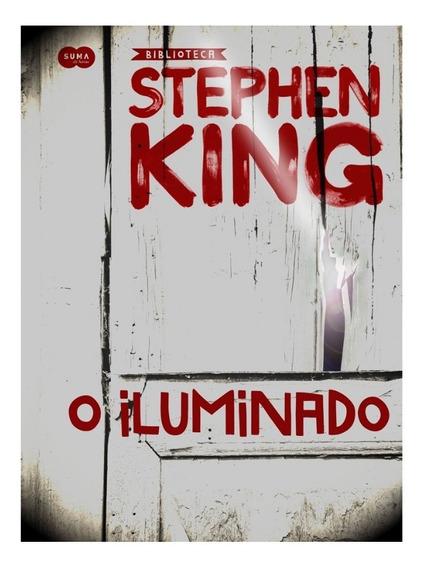 Livro O Iluminado Coleção Biblioteca Stephen King Pix90