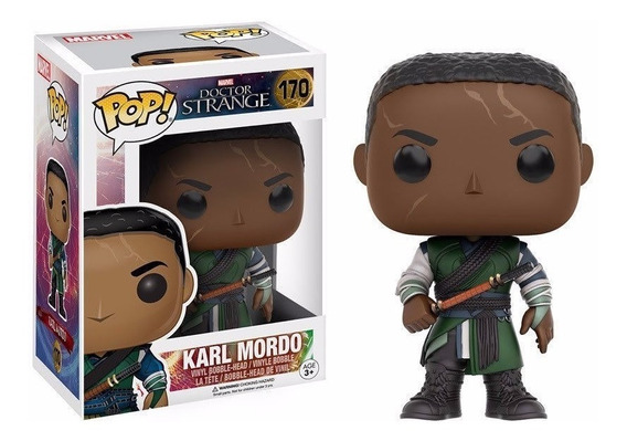 Karl Mordo 170 Funko Pop Marvel Doctor Strange