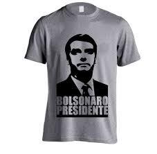 Camisa Bolsonaro 2018