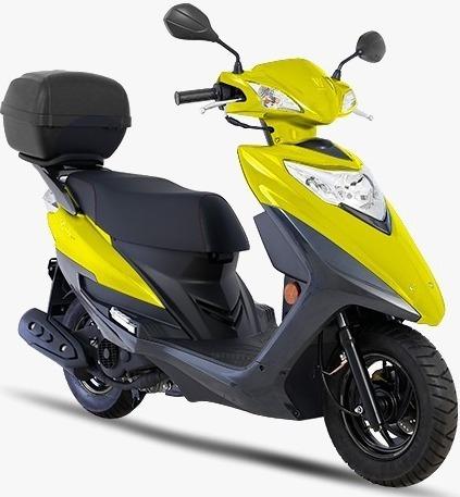 Suzuki - Burgman 125- Lindy 125 Cbs Modelo 2020 ( F )