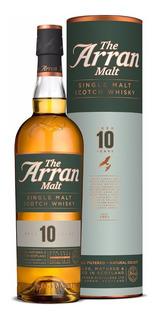 Whisky Single Malt The Arran 10 Años 46%abv Origen Escocia.