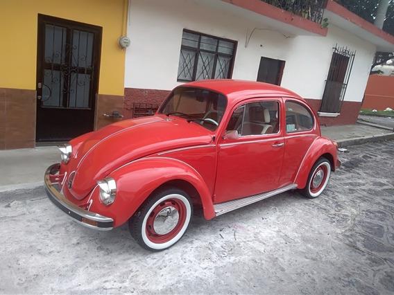 Volkswagen Sedan - Vocho Estilo Clasico