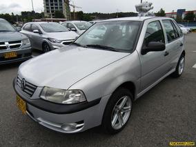 Volkswagen Gol Plus Mt 1000cc