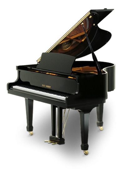 Piano Fritz Dobbert 1/4 Cauda Cs150 Acústico Cs 150