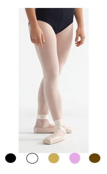 Medias Para Danza Panty Enteras