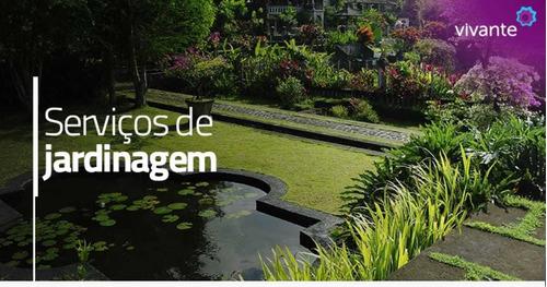 Imagem 1 de 3 de Jardinagem Garantida