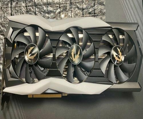 Imagen 1 de 1 de New 2020 Zotac Gaming Geforce Rtx 2080 Ti Amp 11gb Gddr6 352