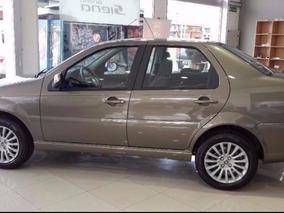 Fiat Siena 1.4 El 85cv Anticipo De $63.000 Y Cuotas Fijas Fs
