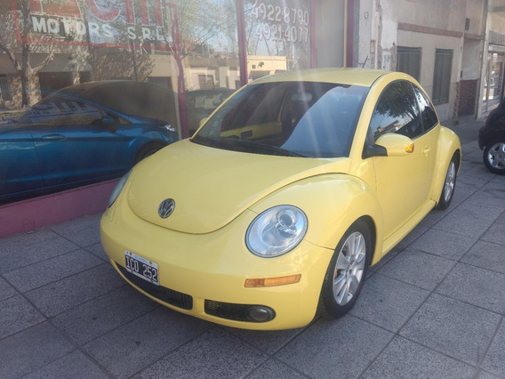 Volkswagen New Beetle 2.0 Advance/2009