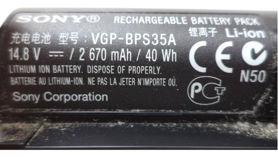 Bateria Sony Vaio Svf152c29x- (vgp-bps35a)