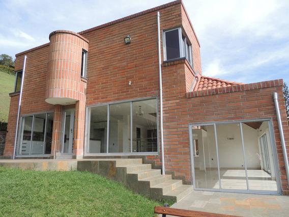 Casa Campestre En Venta Vía Las Palmas