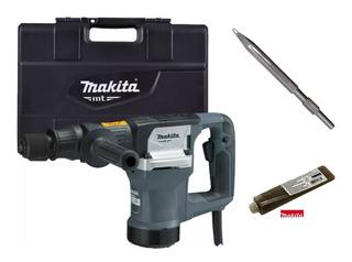 Martillo Demoledor Makita M8600g 900w Hex 17mm 5.4kg Cincel