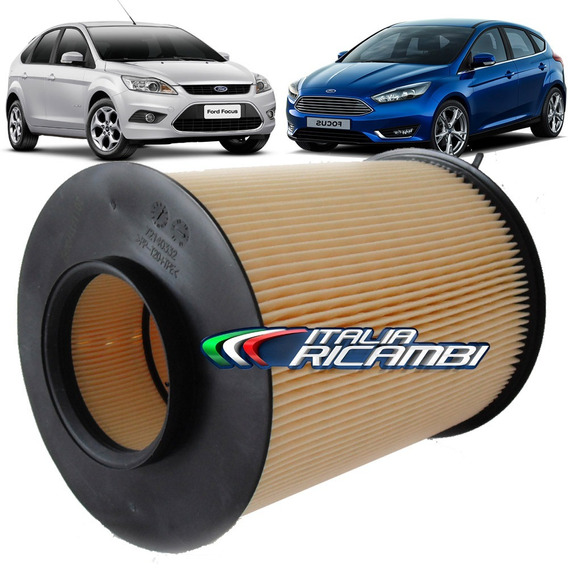 Filtro De Ar Mahle Ford Focus E Novo Focus 1.6 Sigma E 2.0 Duratec 2009 2010 2011 2012 2013 2014 2015 2016 2017 2018