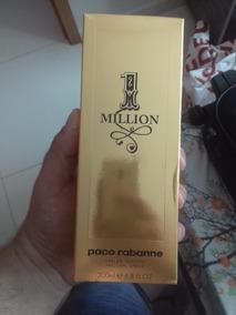 Frasco Do Perfume 1 Million 200 Ml Vazio Com Embalagem!