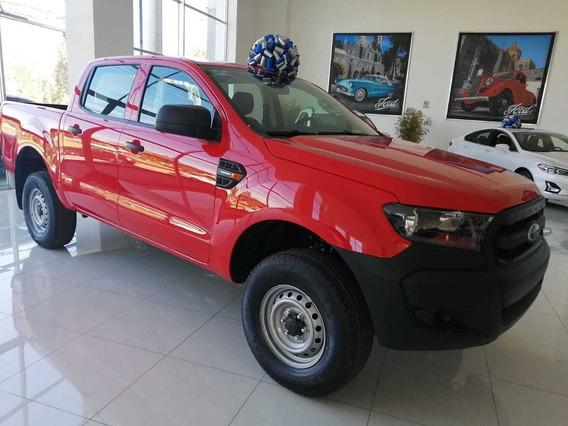 Ford Ranger Base Roja 2020