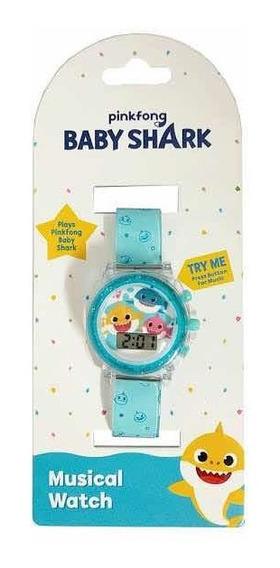 Reloj Baby Shark Musical