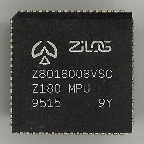Imagem 1 de 1 de Circuito Integrado Zilos Ci Z8018008vsc Pacote Com 12 Un