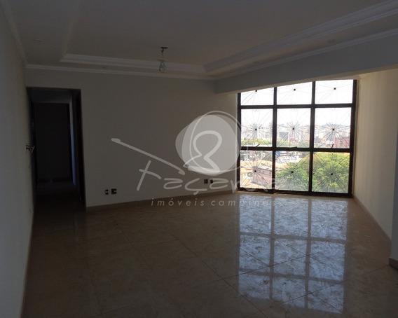 Apartamento Para Venda Na Vila Industrial Em Campinas - Imobiliária Em Campinas - Ap03178 - 34466387