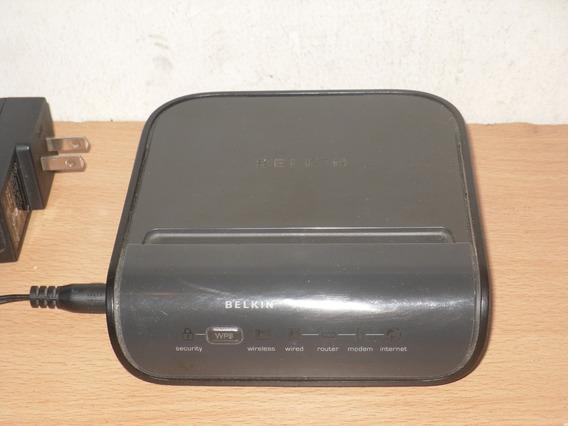 Router Belkin G Wireless Modelo: F5d7234-4 V5