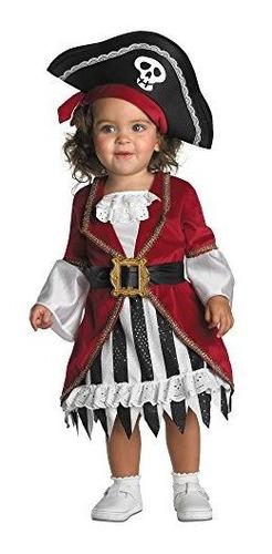 Disfraz De Disfraz Infantil Princesa Pirata