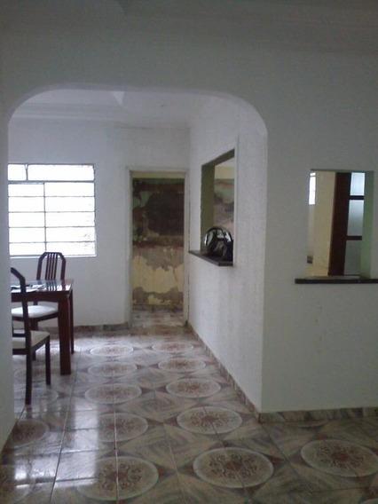 Casa Em Lote, Mogi Guaçu/sp De 250m² 3 Quartos Para Locação R$ 1.100,00/mes - Ca425935