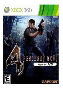 Patch- Xbox 360 Resident Evil 4 Rgh/jtag
