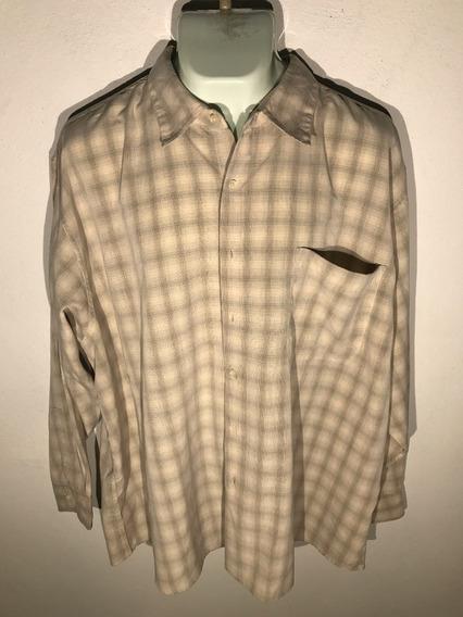 Camisa 3xl George Id 7998 Usada Hombre Oferta 10% O 4x3