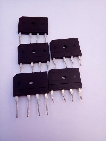 Ponte Retificadora D15xb60 Uso Fogão De Indução Kit Com 5pç