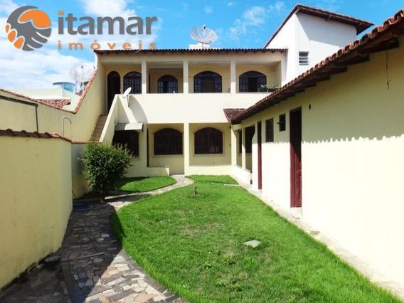 Locação Anual De Casa Na Praia Do Morro, É Nas Imobiliárias Itamar Imoveis - Ca00128 - 4516645