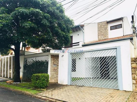 Casa À Venda Em Chácara Da Barra - Ca275345