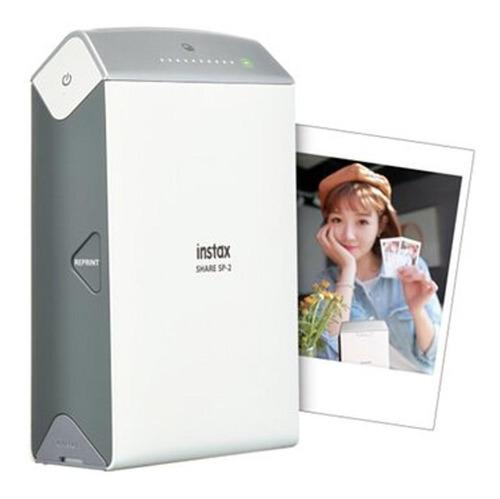 Imagen 1 de 1 de Impresora De La Foto Portátil Fujifilm Instax Share Sp-2 Col
