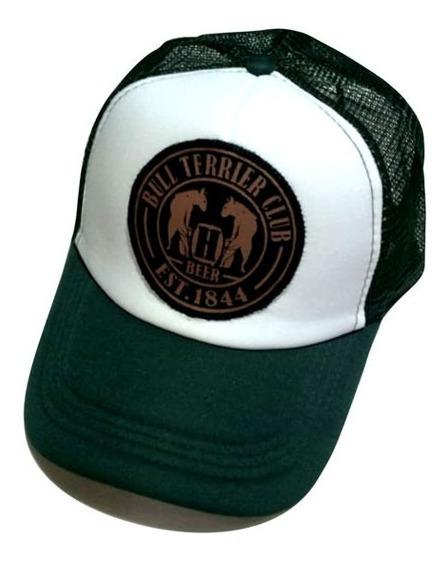 Gorras Trucker Hf ® Beer Verde En Stock Originales!!