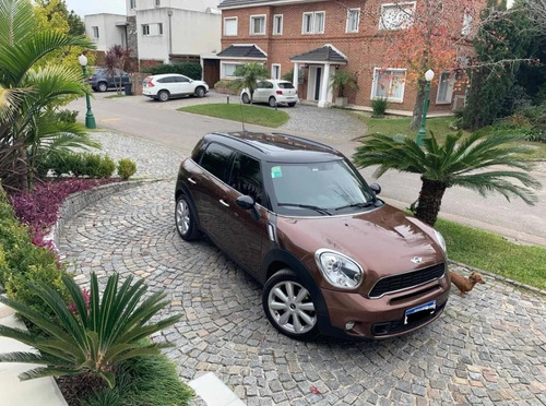 Mini Cooper Countryman 1.6 S 184cv At 2014