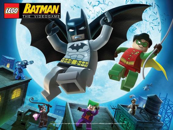 Lego Batman 2 - Steam Pc Key