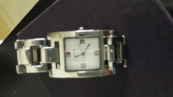 Reloj Tommy Hilfiger Dama Impecable!!