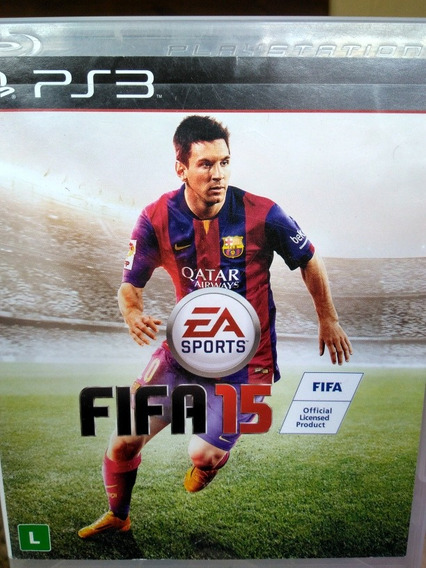 Fifa 15 Ps3 Original , A Pronta Entrega
