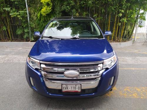 Imagen 1 de 14 de Ford Edge Limited 3.5l V6 Piel Sun Roof 2013