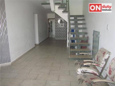 Cobertura Residencial À Venda, Embaré, Santos. - Co0082