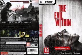 The Evil Within Pc (mídia Física)