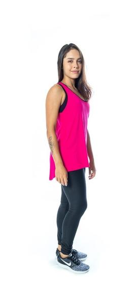 Kit 3 Camiseta Fitness Longa Tapa Bumbum Viscolycra