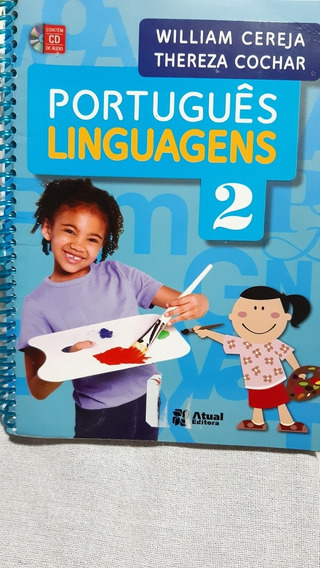 Português Linguagens 2 Com Cd