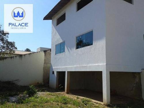 Casa À Venda, 353 M² Por R$ 590.000,00 - Jardim Holiday - São Pedro/sp - Ca0229
