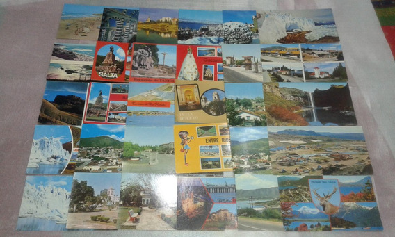 Postales Argentinas + Guia Turismo 1963 La Falda