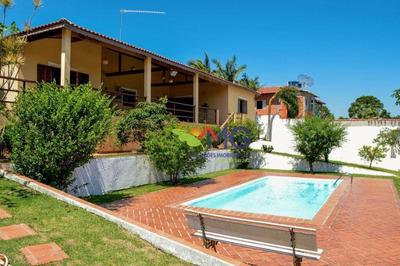 Oportunidade! Chácara Com 3 Dormitórios À Venda, 1000 M² Por R$ 550.000 - Sun Valley - Mairiporã/sp - Ch0175